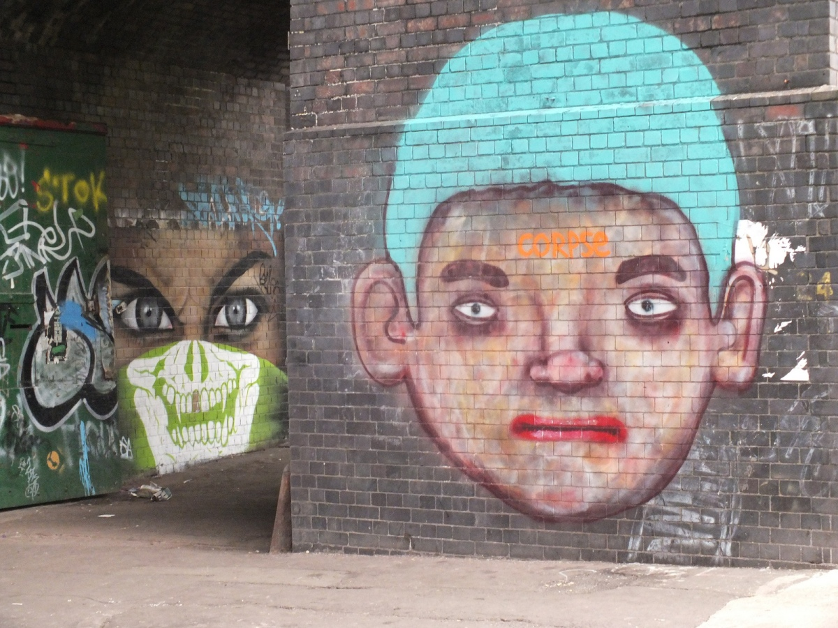 Birmingham graffiti and street art roundup