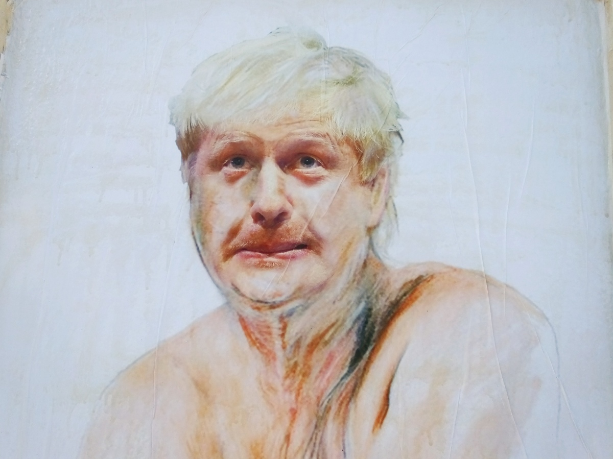 Boris Johnsoned